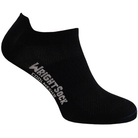 Wrightsock Coolmesh II Low Tab Chaussettes, black